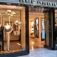 Photo taken at Burberry by BKK_FLYER on 1/2/2013