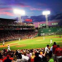 Photo taken at Fenway Park by Jennifer L. on 7/22/2013