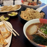 Photo taken at Toshi's Ramen by Jeff W. on 11/17/2012
