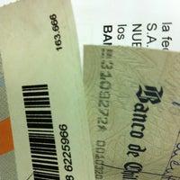 Das Foto wurde bei Banco De Chile von Freddy C. am 10/17/2012 aufgenommen