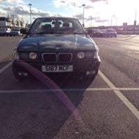 Photo taken at Parkgate Shopping Centre by Artūrs on 4/5/2016