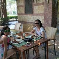 Photo taken at Turkuaz Restaurant by Gözde Ç. on 7/29/2015