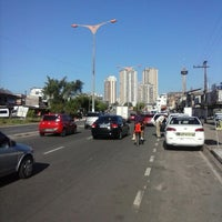 Photo taken at Avenida João Paulo II by Henos Jr lab #. on 6/26/2013