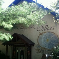 Photo taken at Amalthea Winery by James T. on 9/15/2012