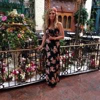 Photo taken at Garden Place Hotel by Amber H. on 7/16/2014