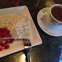 Photo taken at Turkish Cuisine by Leslie-Anne B. on 10/29/2015