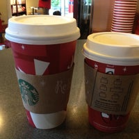 Photo taken at Starbucks by Laura J. on 11/29/2012