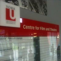 Photo taken at Centre For Film And Theatre by Perlorian B. on 10/3/2012