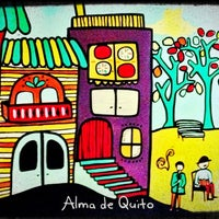 Photo taken at Alma Cocina by Kike G. on 11/18/2012