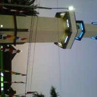Photo taken at Masjid Besar Al-Izhar Kutoarjo by Rew Garuda C. on 8/20/2012