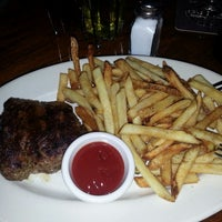 Photo taken at Outback Steakhouse by Anton K. on 7/12/2013