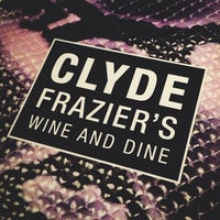 Photo taken at Clyde Frazier's Wine and Dine by William Y. on 4/24/2013
