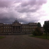 Photo taken at Koninklijk Paleis / Palais Royal by Maite v. on 5/22/2013