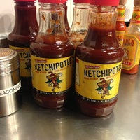 Photo taken at Meatheads Burgers & Fries by John C. on 5/18/2013