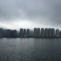Photo taken at Ma Liu Shui Ferry Pier 馬料水渡輪碼頭 by Brenda T. on 12/23/2015