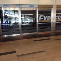 Photo taken at CityCenter Tram (Crystals) by Brenda T. on 5/13/2013