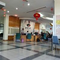 Photo taken at Perodua Service Center Rawang by Muschwarzenegger .. on 2/27/2013