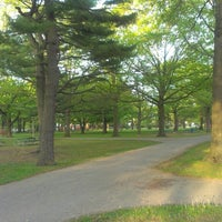 Photo taken at Eisenhower Park Field 2 by Horace L. on 5/13/2014