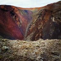 Photo taken at Parque Nacional de Timanfaya by Sandrastica on 6/9/2013