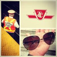 Photo taken at Lansdowne Subway Station by Do The Daniel on 6/22/2013
