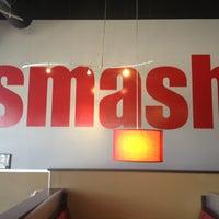 Photo taken at Smashburger by BJ H. on 8/5/2013