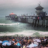 Photo taken at Vans US Open of Surfing 2013 by Oliver M. on 7/28/2013