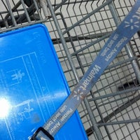 Photo taken at Walmart Supercenter by Jimmy on 2/9/2013