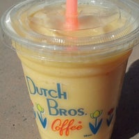 Photo taken at Dutch Bros. Coffee by Nathan on 3/5/2015