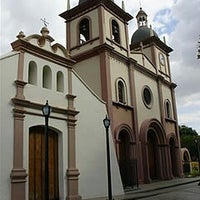 Photo taken at Plaza Bolívar de Naguanagua by Jose C. on 8/8/2014