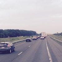 Photo taken at Interstate 81 by Abdullah TA1AB P. on 7/12/2015