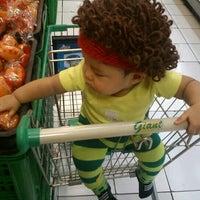 Photo taken at Giant Hypermarket by Elvira H. on 1/2/2014