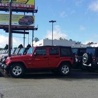 Photo taken at McKinney Dodge Chrysler Jeep Ram Mazda by Tom K. on 12/29/2013