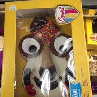 Photo taken at Carvel Ice Cream by The Mexican . on 1/12/2014