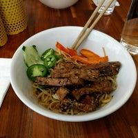 Photo taken at Saigon Sisters Restaurant by Alex K. on 3/30/2016