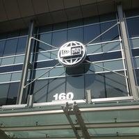 Photo taken at New Era Flagship Store: Buffalo by Brett P. on 8/29/2013