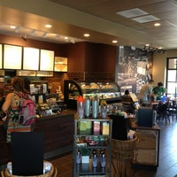Photo taken at Starbucks by Brian F. on 7/8/2013