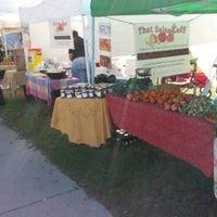 Photo taken at Riverwest Garderner's Market by Sarah O. on 9/29/2013