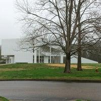Photo taken at Atheneum/Visitors Center by Sarah O. on 4/14/2014