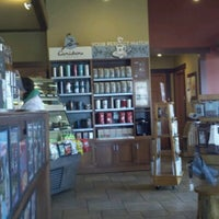 Photo taken at Caribou Coffee by Phillip E. on 1/15/2013
