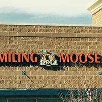 Photo taken at Smiling Moose Deli by Phillip E. on 2/7/2016