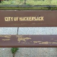 Photo taken at Hackensack, NJ by Alex H. on 5/10/2013