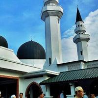 Photo taken at Masjid At-Taqwa by proto 9. on 10/26/2012