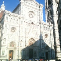Photo taken at Cattedrale di Santa Maria del Fiore by Sergey L. on 7/7/2013