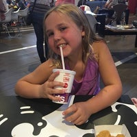 Photo taken at Westfield Montgomery Mall Food Court by Poshbrood on 9/10/2016