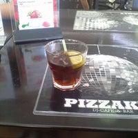 Photo taken at Pizzakit by Klara K. on 6/16/2014