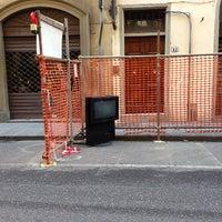 Photo taken at Via Maggio by Roberto A. on 3/31/2014