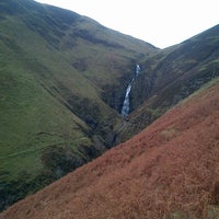 Photo taken at Grey Mare's Tail by Martin R. on 11/24/2013