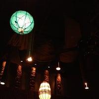Photo taken at Tiki Bar by Andrei G. on 2/23/2013