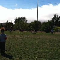 Photo taken at Greenbrook Elementary School by Helene K. on 10/20/2012