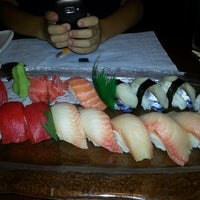 Photo taken at Shiso Sushi by Lisa S. on 10/26/2012
